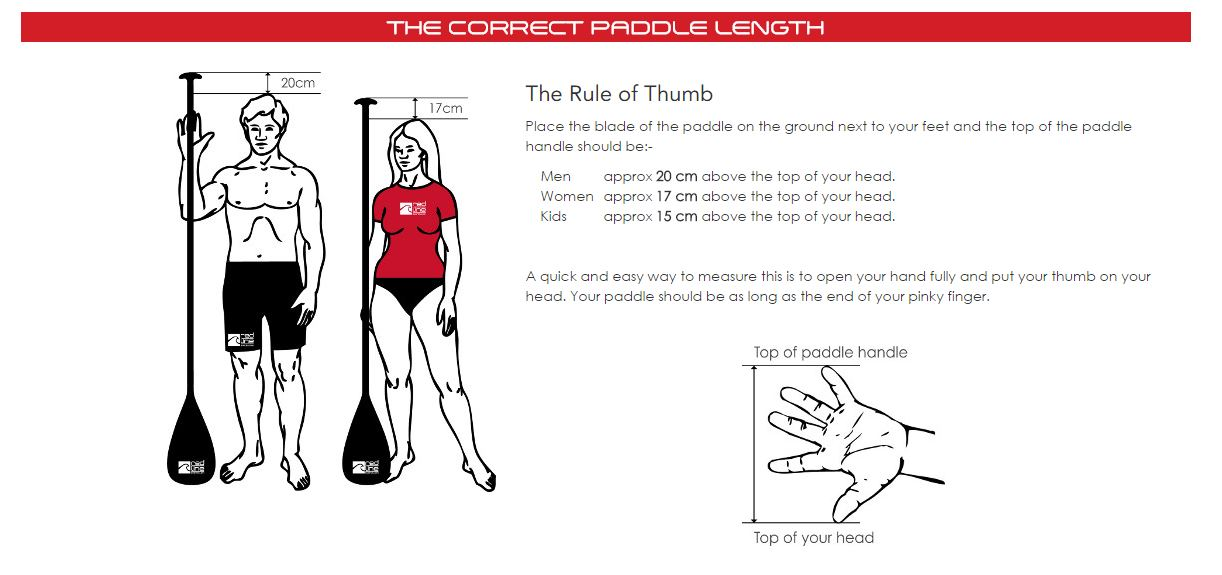 paddle-height